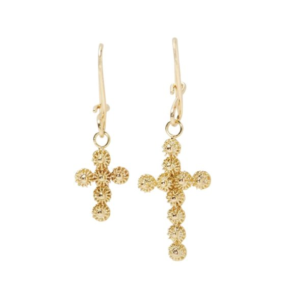 Earrings: Fili di Acqua