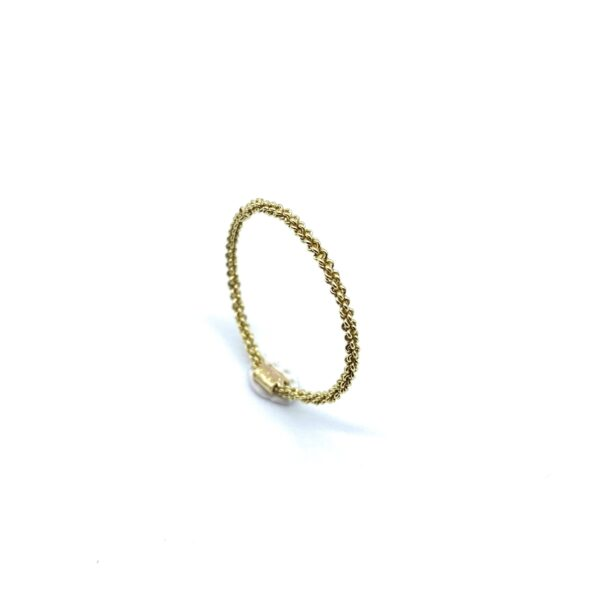 Ring: 2-gold-threads