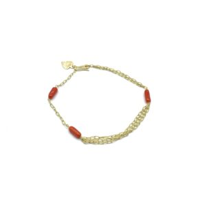 Bracelet 3 corals