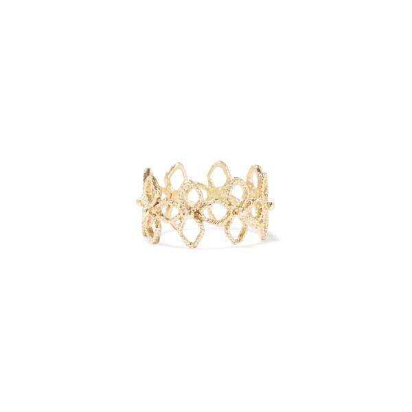 filigree handmade ring
