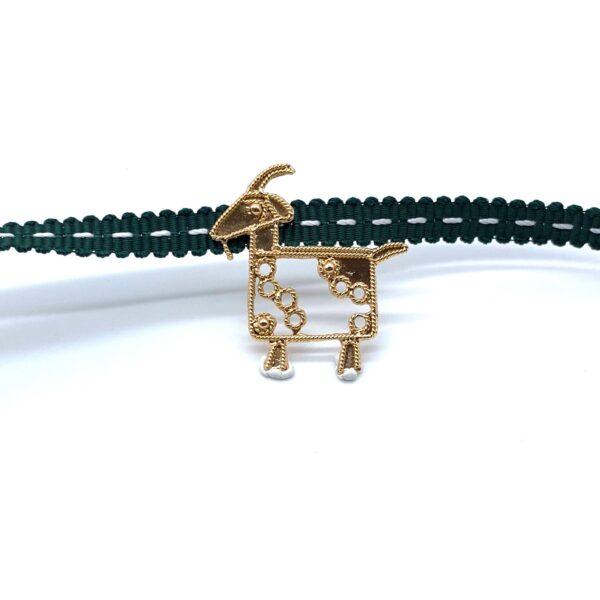 gold-goat-charm
